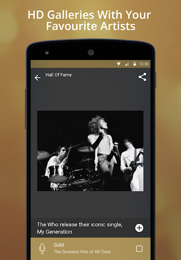 Gold Radio App 3.5.0 screenshots 4