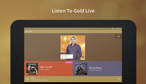 Gold Radio App 3.5.0 screenshots 5