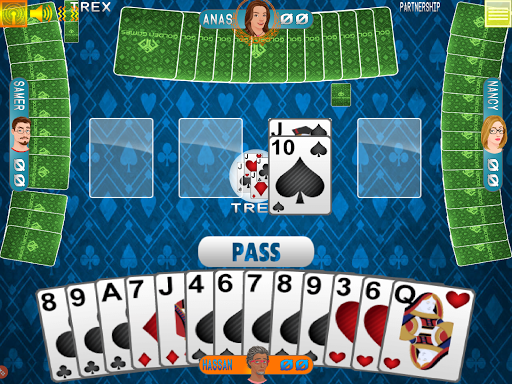 Golden Card Games Tarneeb – Trix – Solitaire screenshots 2