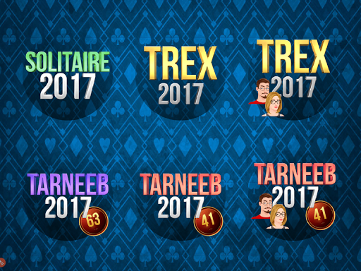 Golden Card Games Tarneeb – Trix – Solitaire screenshots 5
