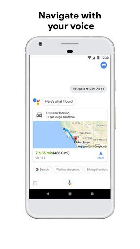 Google Assistant screenshots 3