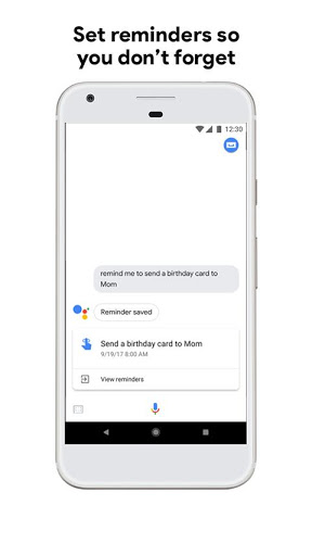 Google Assistant screenshots 4