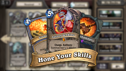 Hearthstone screenshots 2