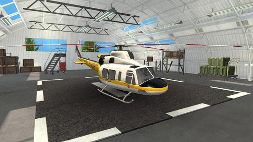 Helicopter Rescue Simulator screenshots 1