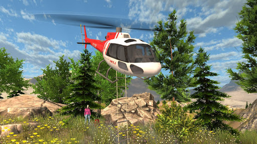 Helicopter Rescue Simulator screenshots 2