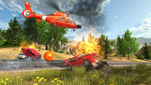 Helicopter Rescue Simulator screenshots 3