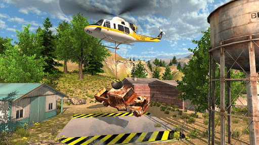 Helicopter Rescue Simulator screenshots 4
