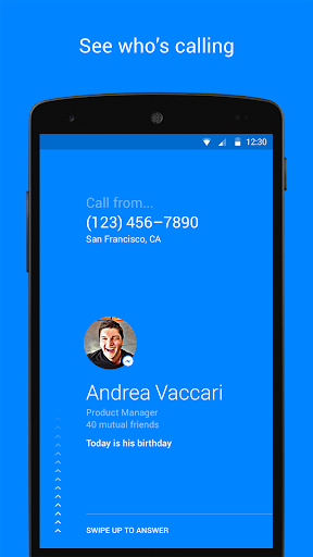 Hello Caller ID amp Blocking screenshots 1