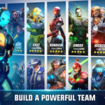 Free Download Hero Hunters APK MOD Unlimited Cash