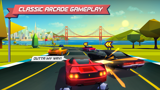 Horizon Chase – World Tour 1.5.0 screenshots 2
