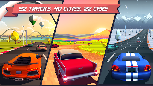 Horizon Chase – World Tour 1.5.0 screenshots 3