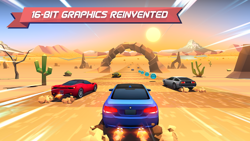 Horizon Chase – World Tour 1.5.0 screenshots 4