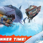 Download Full Hungry Shark Evolution 5.6.0 MOD APK Unlimited Gems