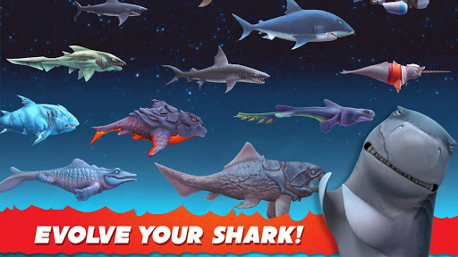 Hungry Shark Evolution 5.6.0 screenshots 2