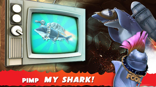 Hungry Shark Evolution 5.6.0 screenshots 3