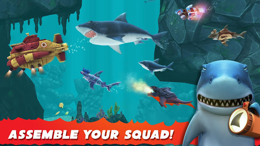 Hungry Shark Evolution 5.6.0 screenshots 5