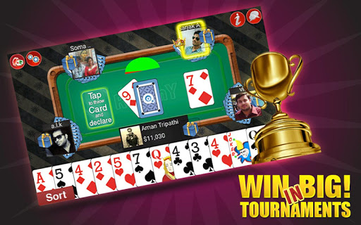 Indian Rummy 13 amp 21 Cards by Octro screenshots 4