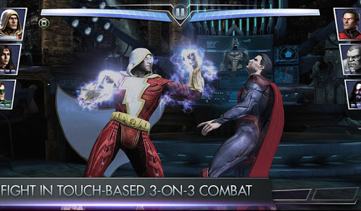 Injustice Gods Among Us screenshots 3