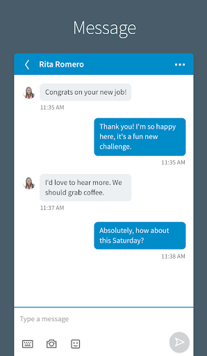 LinkedIn screenshots 4