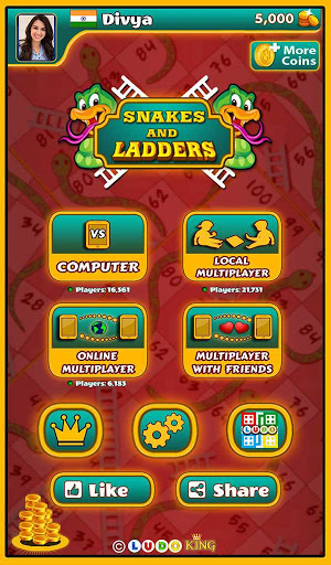 ludo king unlimited money game download