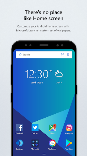 Microsoft Launcher 4.6.2.40792 screenshots 1