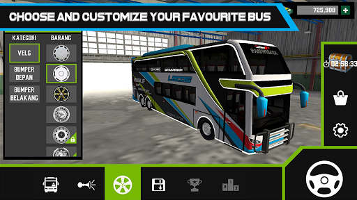 Mobile Bus Simulator 1.0.0 screenshots 1