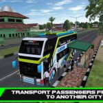 Download Full Mobile Bus Simulator 1.0.0 MOD APK Full Unlimited