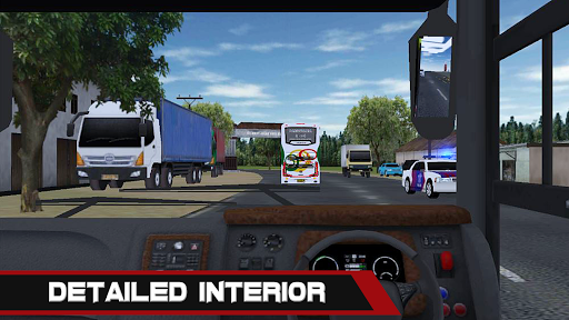 Mobile Bus Simulator 1.0.0 screenshots 4