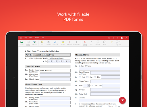 Mobisystems OfficeSuite Free Office PDF Editor 9.3.11997 screenshots 19