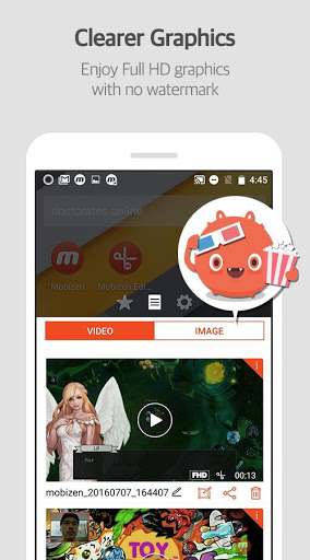 Mobizen Screen Recorder for SAMSUNG screenshots 5