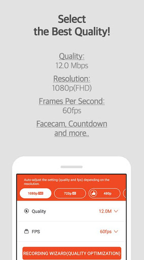Mobizen Screen Recorder for SAMSUNG screenshots 8