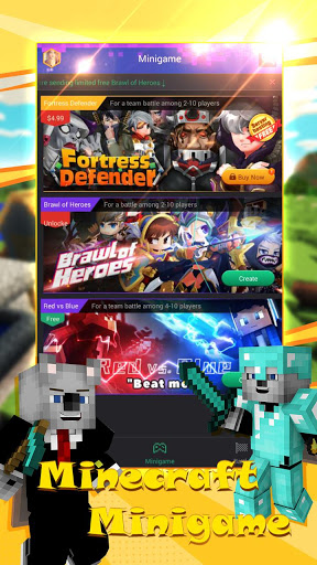 Multiplayer for Minecraft PE – MCPE Servers 1.2.102 screenshots 3