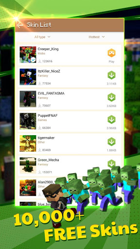 Multiplayer for Minecraft PE – MCPE Servers 1.2.102 screenshots 4