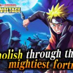Download NARUTO X BORUTO NINJA VOLTAGE 1.1.2 APK MOD Full Unlimited