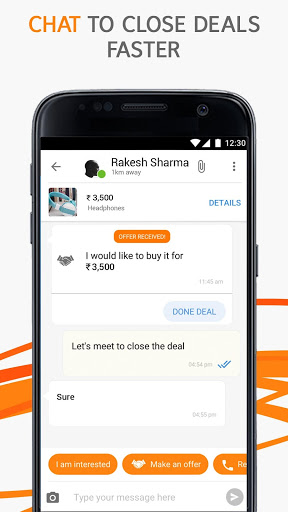 OLX Buy amp Sell near you screenshots 3
