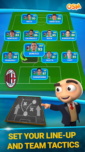 Online Soccer Manager OSM screenshots 3