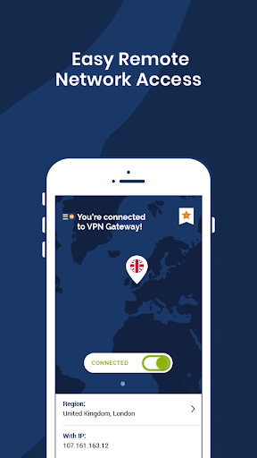 OpenVPN Connect Fast amp Safe SSL VPN Client 3.0.3 screenshots 3