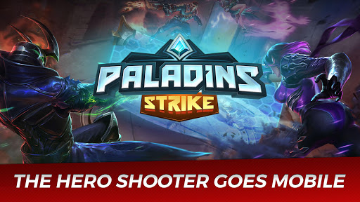 Paladins Strike screenshots 1