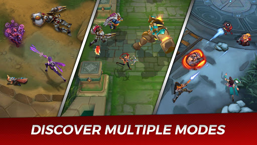 Paladins Strike screenshots 4
