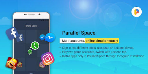 Parallel Space – Multiple accounts amp Two face screenshots 5