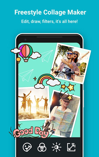 PhotoGrid Video amp Pic Collage Maker Photo Editor screenshots 2