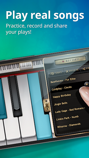 Piano Free – Keyboard with Magic Tiles Music Games screenshots 4
