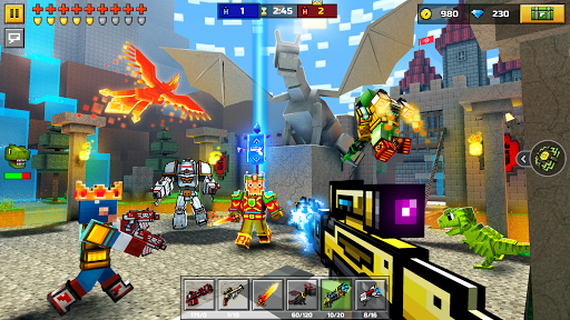 Pixel Gun 3D Pocket Edition 14.0.1 screenshots 2