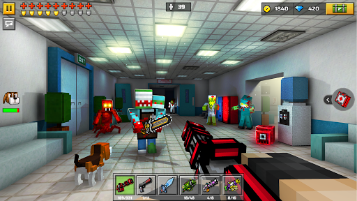 Pixel Gun 3D Pocket Edition 14.0.1 screenshots 3