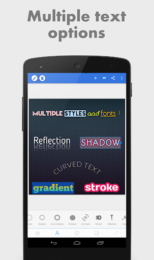 PixelLab – Text on pictures screenshots 1