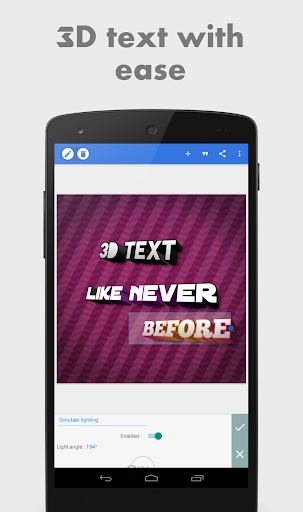 PixelLab – Text on pictures screenshots 2