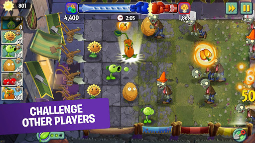 Plants vs. Zombies 2 6.6.1 screenshots 3