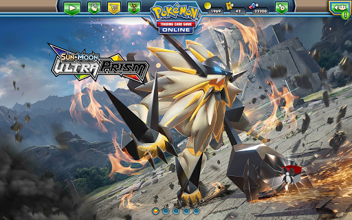 Pokmon TCG Online screenshots 1