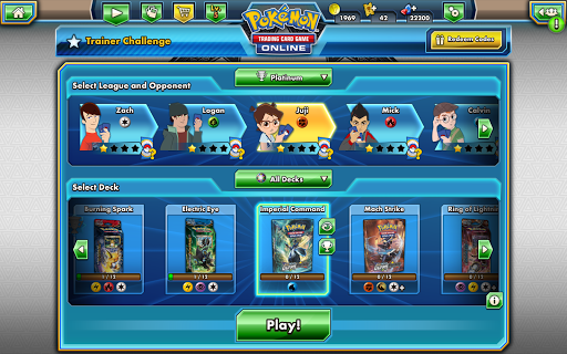 Pokmon TCG Online screenshots 10
