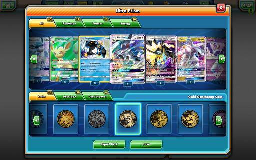 Pokmon TCG Online screenshots 2
